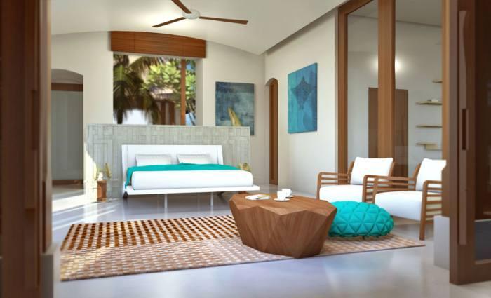 Conrad Beach Villa