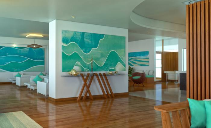 Conrad Airport Lounge