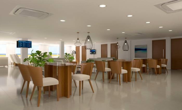 Maamigili Airport Lounge